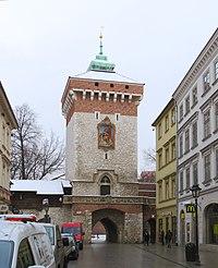 Brama Floriańska w Krakowie 19.jpg