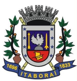 Itaboraí - Image: Brasao itaborai