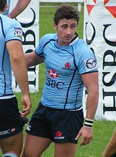 Brendan McKibbin Scottish rugby union player