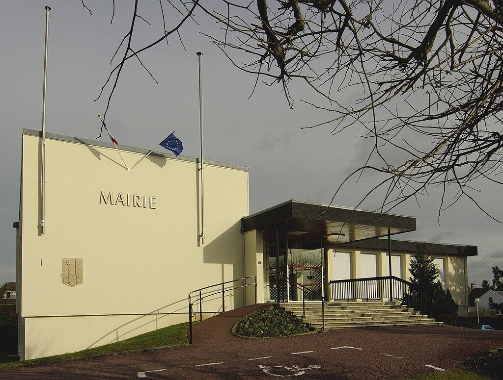Bretteville-sur-Odon Mairie.jpg