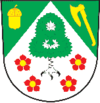 Coat of arms of Březina
