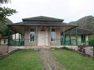 Briars, Saint Helena - Briars Pavilion