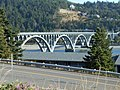 Bridge across Rouge River in Gold Beach, OR. (21312626343).jpg