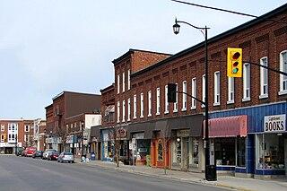 Municipality in Ontario, Canada