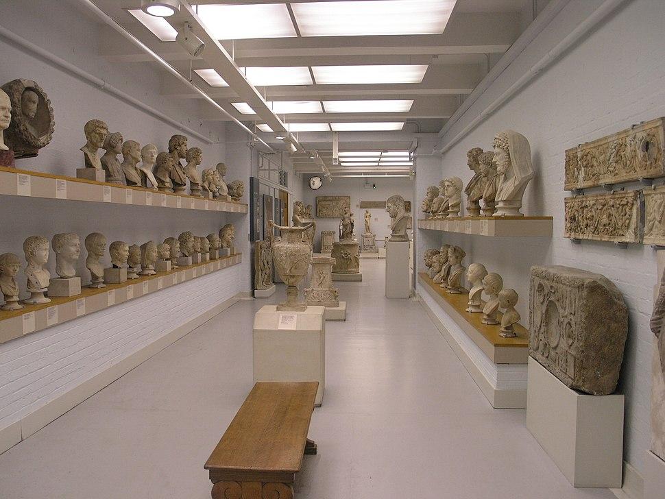 British Museum - Room 85, Roman Portrait Sculpture