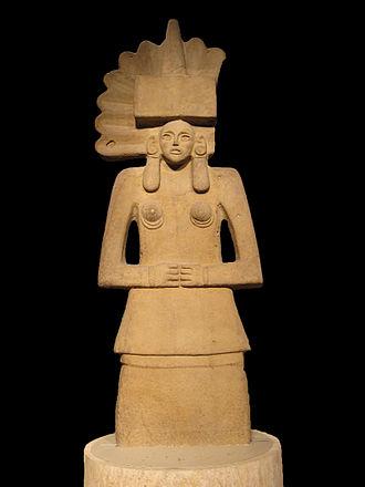 Toci - Image: British Museum Huaxtec 1 2