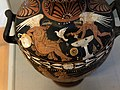 British Museum Room 20a Campanian hydria Detail Two erotes Danaid Painter 19022019 6698.jpg