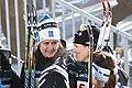 Britta Johansson Norgren and Ida Ingemarsdotter 2011-03-03.jpg