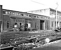 Broadway Sale and Feed Stables at 1415 10th Ave, Seattle, Washington, January 11, 1910 (LEE 151).jpg