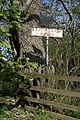 Broomhouse Mains Farm sign - geograph.org.uk - 1291828.jpg