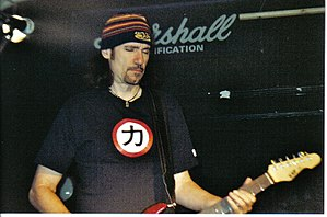 Bruce Kulick - Kulick in 2006