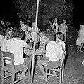 Bruiloft in de kibboets Yad Mordechai bij Asjkelon in het zuidwesten van Israel, Bestanddeelnr 255-4208.jpg