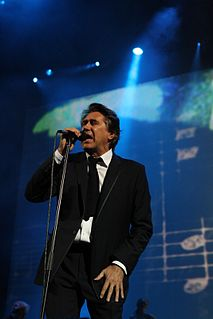 Bryan Ferry English musician