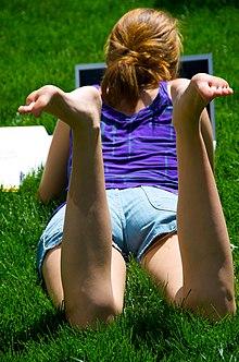 Barefoot - Wikipedia