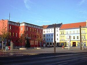 Buckau (Magdeburg) - Thiemplatz