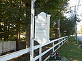 Buckingham-Homan Cemetery; Colonial Sign.jpg