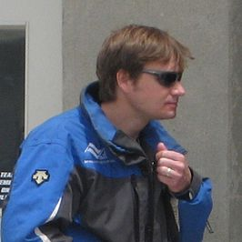 Buddy Lazier 2008 Indy 500 Bump Day.jpg