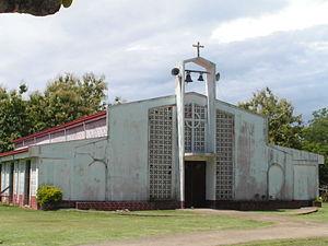 Buenavista, Bohol - Image: Buenavistachurch