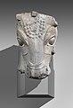 Bull's head from column capital MET DP-12499-016.jpg