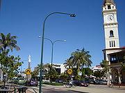 Bundaberg, le bureau de poste