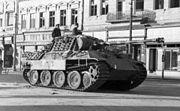 Bundesarchiv Bild 101I-244-2306-14, Rückzug nach Ungarn, Panzer V.2