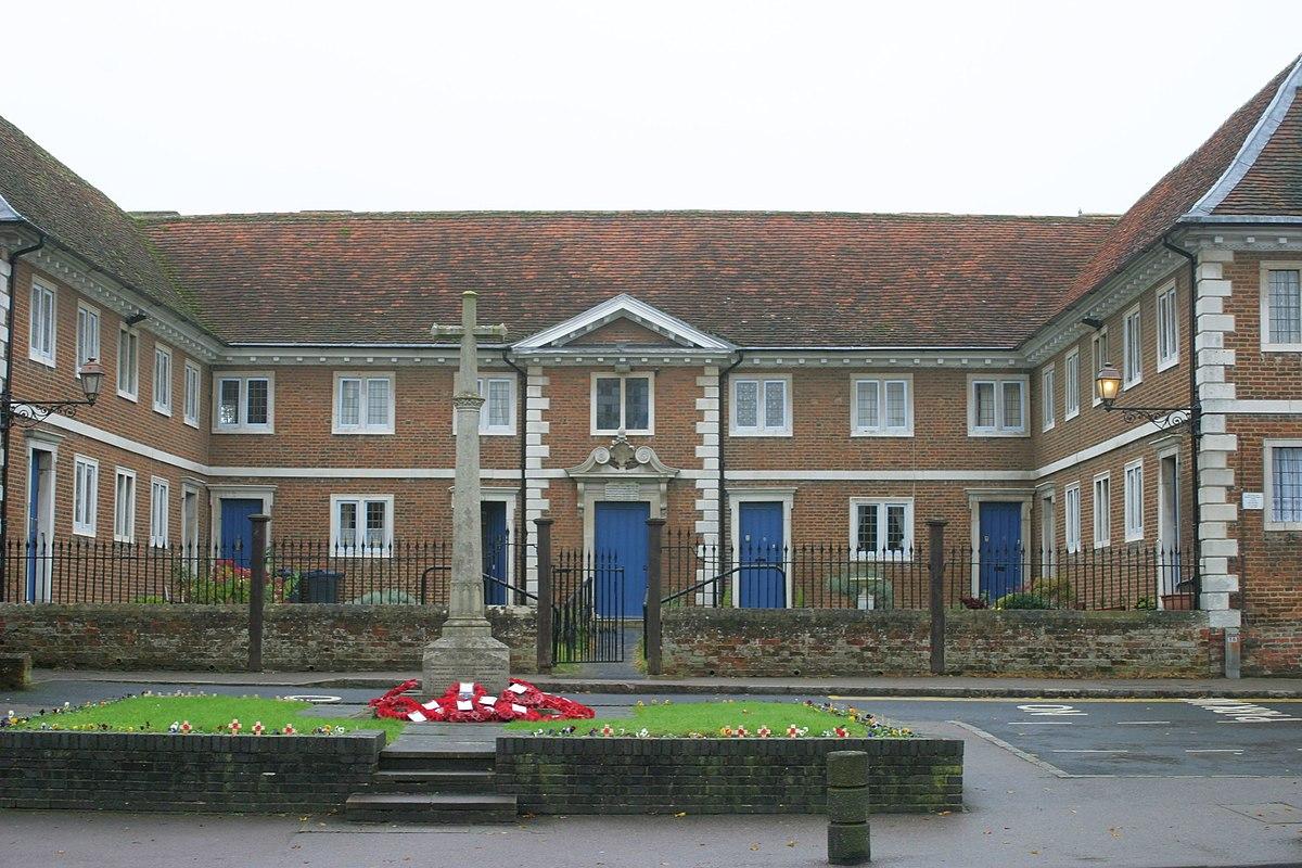 buntingford almshouses wikipedia