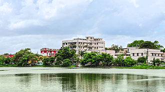 Rarh region - Image: Burdwan Medical College Hospital