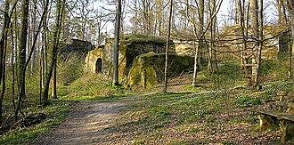 Ebern - Image: Burg Rotenhan 5