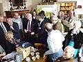 Burgemeester Daandels bij opening DeurneWiki.jpg