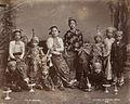 Burmese in festival dress in 1907.jpg