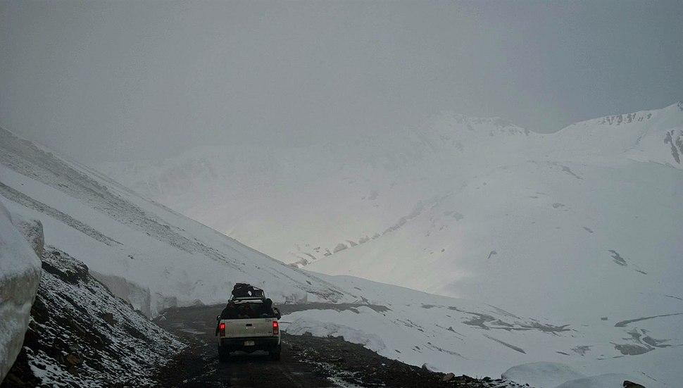 Burzil Pass, Kashmir