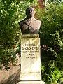 Bustul dr. Dimitrie Grecescu-2.JPG