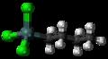Butyltin trichloride 3D ball.png