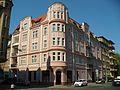 Bydgoszcz.Secesyjna kamienica na ul. Kordeckiego 14.jpg