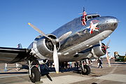 C-47B Skytrain -serial 43-49942 Bluebonnet Belle-26Oct2008