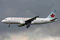 C-FMEQ A320-211 Air Canada YVR 25JUN07 (5828374310).jpg