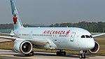 C-GHPV Air Canada B788 FRA (33882313988).jpg