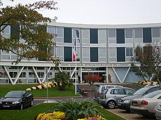 Royan - CAREL (Centre Audiovisuel de Royan pour l'Étude des Langues)