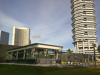 Crawford, Singapore - Image: CC5Nicoll Highway
