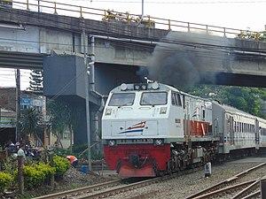 Kereta Api Lokal Bandung Raya Wikipedia Bahasa Indonesia