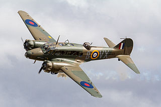 Avro Anson airplane