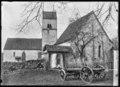 CH-NB - Kirchbühl, Kirche St. Martin, vue partielle extérieure - Collection Max van Berchem - EAD-6762.tif