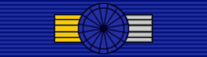 Order of Merit (Chile) - Image: CHL Order of Merit of Chile Grand Officer BAR