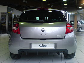 Clio III RS
