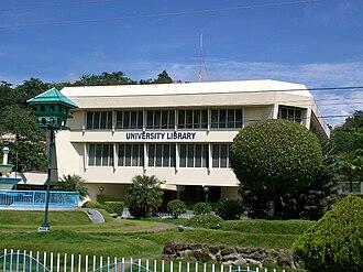 Central Mindanao University - The CMU Library