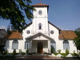 Saint Thomas Anglicans - Image: CSIALP