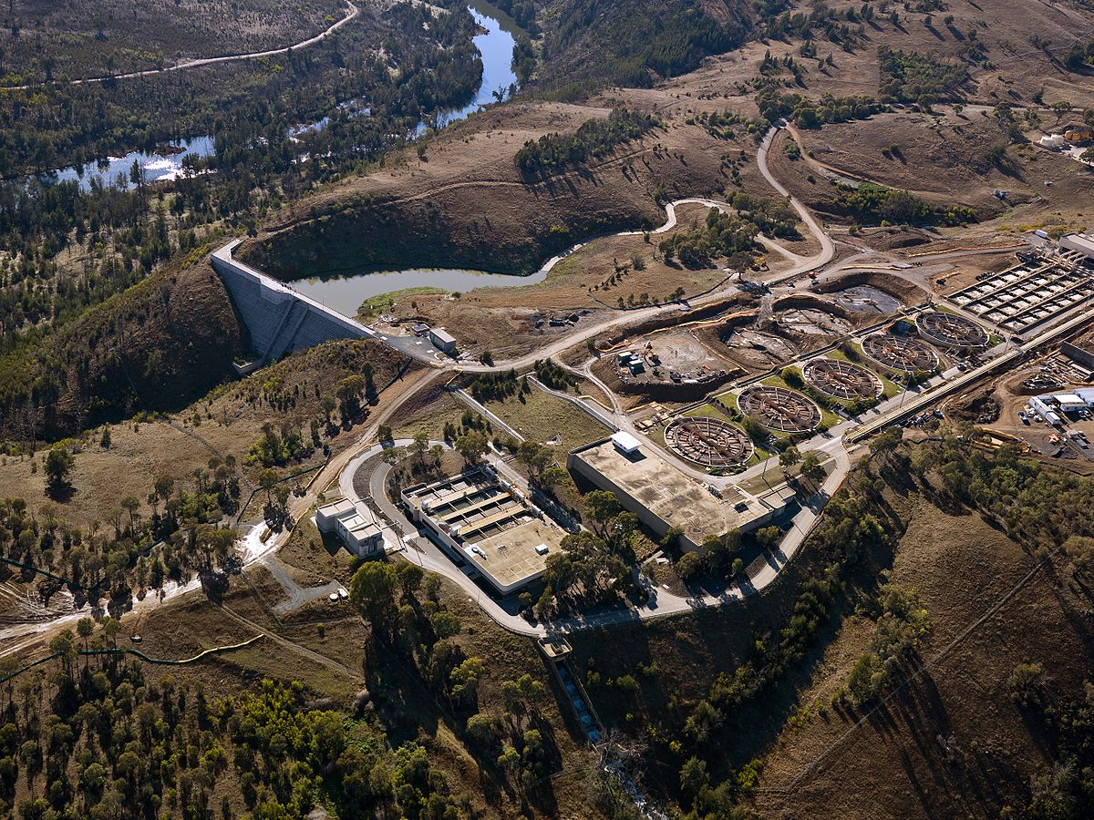 Lower Molonglo Water Quality Control Centre Wikipedia