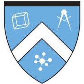 Columbia Secondary School - Image: CS Sshield