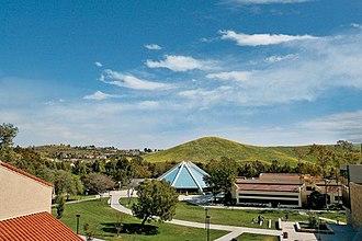 Concordia University Irvine - The campus at Concordia University Irvine