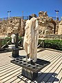 Caesarea - statues (1) (37172709301).jpg